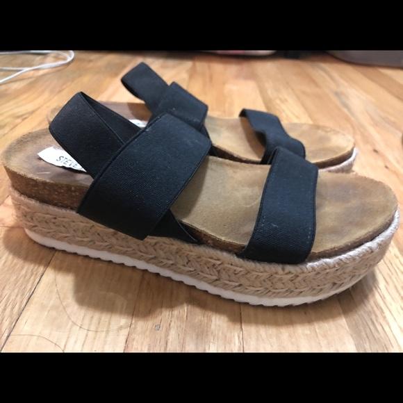 Kahlua Steve Madden Sandals